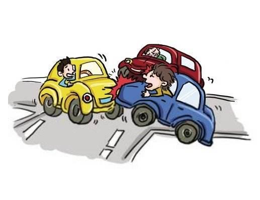 教你该怎样确认交通事端追尾职责